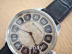 Marriage Luxury watch Antique German Precision pocket watch movement