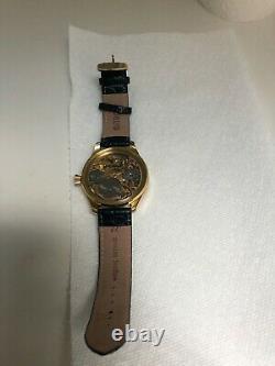Mens Skeleton Watch, Pocket Watch movement