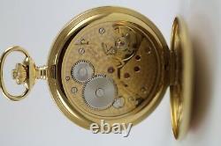 Montreux Pocket Watch with ETA 6497-1 Movement
