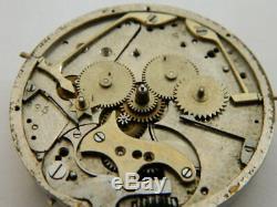 Movimento da tasca data Date pocket watch movement C526