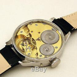 ORIGINAL GLASHUTTE. Lange & Sohne Pocket Watch Movement Cal. 43 Type 3.2 1925s