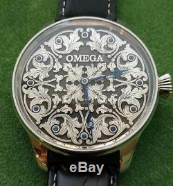 Omega Men's High Quality Pocket Watch Movement