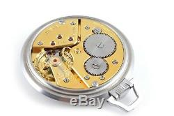 Omega Pocket Watch 15 Jewels Mechanical Movement Swiss Made Vintage Collectible