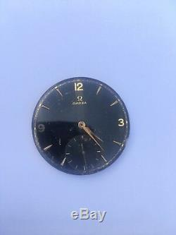 Omega pocket watch movement 140