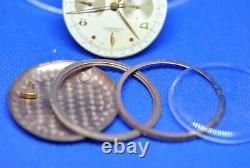 Original HELVETIA Chronograph movement & dial (1/14590)