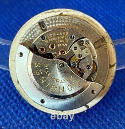 Original LONGINES CONQUEST caliber 19AS automatic movement & dial (1/6326)