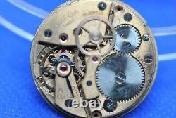 Original OMEGA caliber 30T2 SC manual winding movement & Dial (1C/5811)