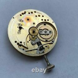 Patek Philippe Chronometro Gondolo Pocket Watch Vintage Movement 47 MM Manual