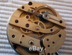 Patek Philippe Pocket Watch Movement