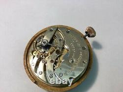 Patek Philippe Pocket Watch Movement, Dial, And Hands
