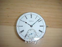 Patek Philippe Pocket Watch (movement Only) Running 42 MM
