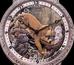 Patek Philippe Skeleton High Quality Pocket Watch Movement 1910