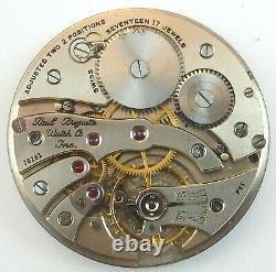 Paul Breguette Pocket Watch Movement High-Grade Swiss Spare Parts / Repair
