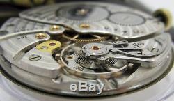 Pocket Watch Movement 12s hamilton 921 21 jewels 5 adj. Dial & hands OF