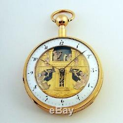 Pocket Watch Museum, 4 Jaquemarts And 5 Movements, And 7-1 / 2 Minutes Repeater