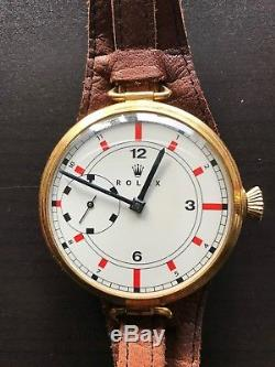 Rare 1930s Rolex, Pocketwatch 592R Movement
