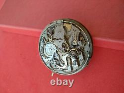Rare Pocket Watch Repeater movement