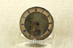Repetition Breguet Uhr Taschenuhr Werk Repeater pocket watch clock movement