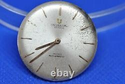UNIVERSAL GENEVE 218-9 automatic microtor movement & Dial (1C/5795)