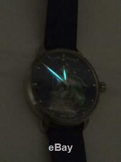 Ulysse Nardin 875 Silver Classic Vintage Marriage Pocket Watch Movement