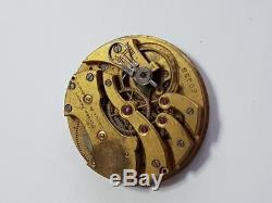 Ulysse Nardin Locle & Geneve One Quality Swiss Pocket Watch Movements For Parts