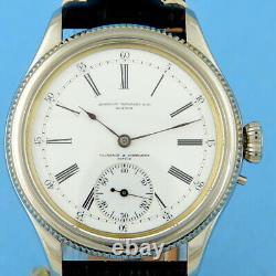 Vacheron & Constantin Chronometer 1902 Pocket Movement High Grade