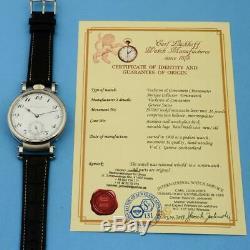 Vacheron & Constantin Chronometer 1908 Pocket Movement High Grade