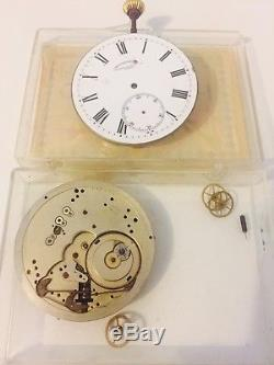 Vacheron & Constantin Chronometre Royal Movements X2 Parts Only