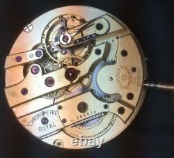 Vacheron Constantin Royal Chronometre Movement For Parts Or Repair