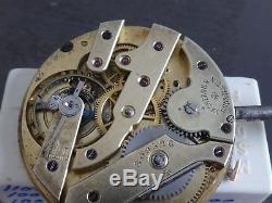 Vacheron Constantin pocket watch movement not working ohne funktion (A9)