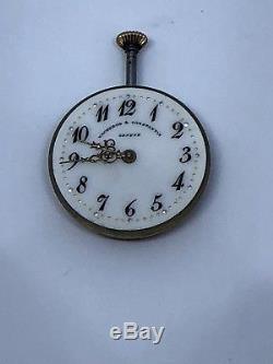 Vacheron constantin pocket watch movement