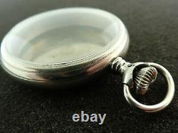 Vintage Omega Pocket Watch Case Swing Out For 43mm Movement