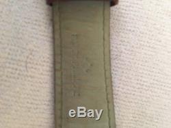 Vintage Patek Philippe Winding Pocket-watch Movement Stainless Steel Case