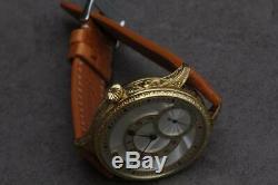 Vintage Tiffany & Co MEN'S POCKET WATCH MOVEMENT Lange