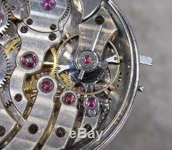 Vintage ULYSSE & NARDIN minute repeater pocket watch, ONLY MOVEMENT