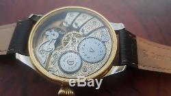 Vintage Wristwatch Rolex Lever Pocket watch movement