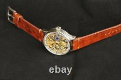 Vintage chronometer Vacheron $ Constantin MEN'S SKELETON POCKET WATCH MOVEMENT