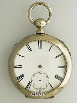 Waltham 20 size model 1862 Appleton Tracy Co grade Pocket Watch