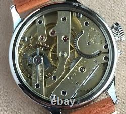 Wristwatch Pocket Watch Movement by Vacheron & Constantin Marriage