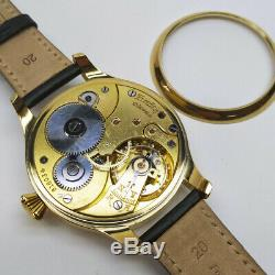 ZENITH Extremely Rare Vintage 12H Marriage Pocket Watch Movement