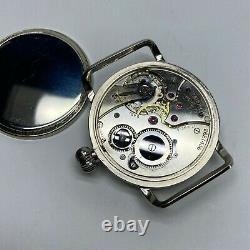 ZENITH Fluger Rare Military Pocket Watch Movement